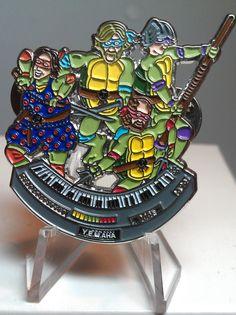 Ninja Turtles Phish Pin (GOOD BATCH) on Etsy, $20.00