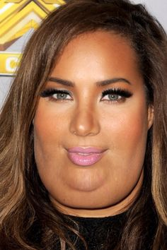 Leona Lewis. | What Celebrities Would Look Like If They Were Fat