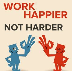 """""""Happiness begets money, not the other way around. If you want to be wealthy and happy, start with happiness!"""" Read more on: http://blog.mindjet.com/2012/10/work-happier-not-harder/"""