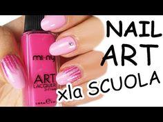 Nail Art Facilissima per la SCUOLA / LAVORO In Pochi minuti! - http://www.nailtech6.com/nail-art-facilissima-per-la-scuola-lavoro-in-pochi-minuti/