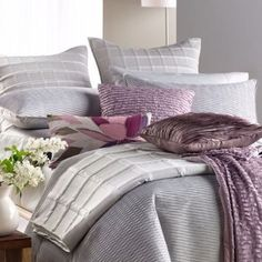 Nordstrom. Like the grey & lilac together.