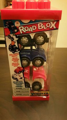 Road Blox Emergency Vehicles