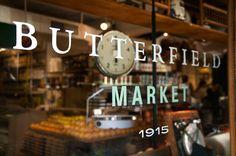 Butterfield Market by Mucca , via Behance