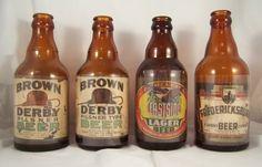 Unused 1940s IRTP CALIFORNIA San Francisco Acme Englishtown Ale 12oz Label