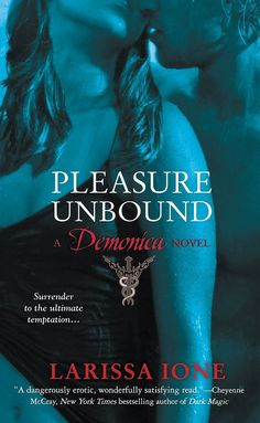 What's a demon slayer to do when her prey is the only man capable of pleasing her in bed? Pleasure Unbound explores the forbidden passion between this ill-fated (but oh-so-right!) pair.