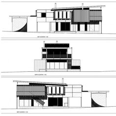 Herbst Architects- Hammerhead House