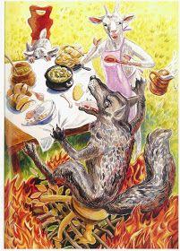 Anemone: Eugenia Ilies - Basme romanesti Fairy Tales, Fantasy, Painting, Animals, Education, Animales, Animaux, Painting Art, Fairytail
