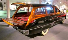 Wagon and Woodie Museum Goes to Auction