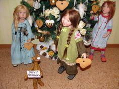 Как мы ёлку разбира... объедали! / Самое смешное фото с куклой. 20 января - 10 февраля 2017 / Конкурсы кукол и игрушек / Бэйбики. Куклы фото. Одежда для кукол