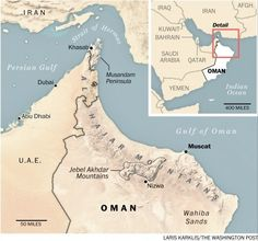 This Persian Gulf country may be the anti-Dubai — and that's a good thing - The Washington Post
