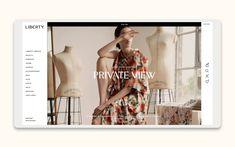 Liberty — Story Brand Assets, Inspirational Posters, Brand It, New Trends, Brand Identity, Beauty Women, Liberty, Fashion Beauty, London