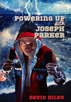 Powering Up with Joseph Parker is the inspirational story of how a young man from South Auckland, New Zealand, achieved his dream of winning the most prized title in sports … boxing's Heavyweight Championship of the World! https://readingwarrior.com/product/powering-joseph-parker/