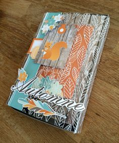 kit fiche n°174: Album d'Automne par Noussa
