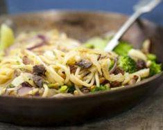 Spaghettini siciliens légers aux sardines : http://www.fourchette-et-bikini.fr/recettes/recettes-minceur/spaghettini-siciliens-legers-aux-sardines.html