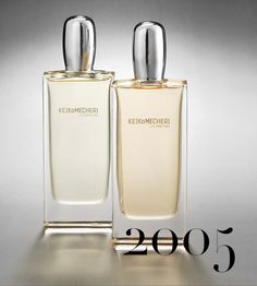 2005: Introduction of 1 new fragrance:  Jasmine, now called Clair-Obscur
