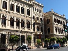 Edificio de Convalecencia en Murcia, Murcia