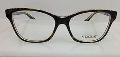 7a8a497b92 Vogue VO2740 Col 1916 Tortoise Plastic Eyeglasses Frame 52-15-140 New  Authentic