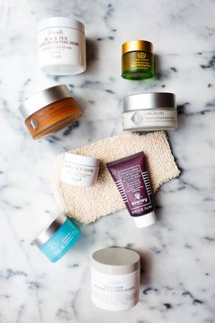My Favorite Face Masks. | The Stripe | Bloglovin'