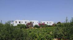 Marili Apartments & Studios, #Paros apartments, Parikia, Cyclades, Greece       www.paroseasybooking.gr