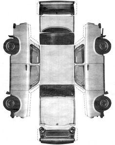 Vintage-Cars Trabant