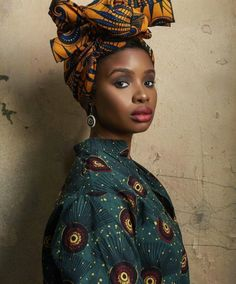 """osengwa: """" Beautiful African prints styled in the editorial Photo via @afroellemag ______ #Osengwa 