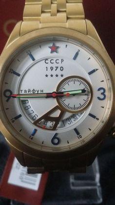 e761f05dbdf Catawiki online auction house  CCCP Shchuka – relógio de pulso masculino –  nunca usado – embalagem original