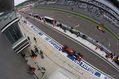 Формула 1 изнутри. Гранпри Сочи 2016