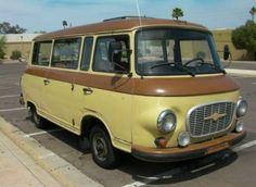 1973 Barkas B-1000