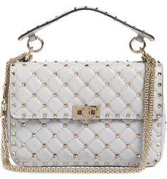 Main Image - Valentino Rockstud Spike Medium Shoulder Bag