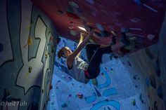 Thrash and Dangle Bouldering Competition