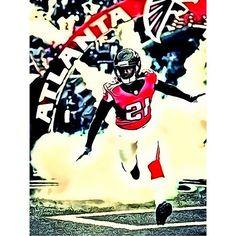Desmond Trufant Atlanta Falcons NFL