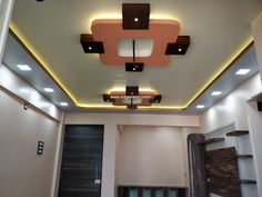 Rodge Interio Drawing Room Ceiling Design, Simple False Ceiling Design, Gypsum Ceiling Design, House Ceiling Design, Ceiling Design Living Room, False Ceiling Living Room, Ceiling Light Design, House Front Design, Roof Design