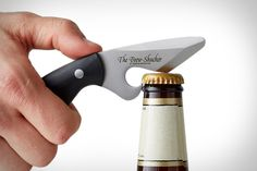 Brew Shucker - for beers and oysters!