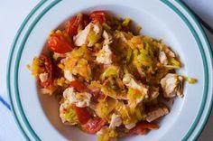 Ein sehr ausgewogenes und super leckeres Low Carb Gericht, das schnell und einfach gemacht ist und Groß und Klein schmeckt!