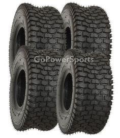 15 x 600-6 Turf Tire (4)