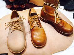 どーもタコヤキBOYです!年末年始の休暇も遂に買っちゃいました!!どこの靴か?そして何の素材か?昨年の9月にイベントをしていた、兵庫県の姫路にあるシューメ...