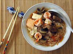 Asian-Style Tomato Soup