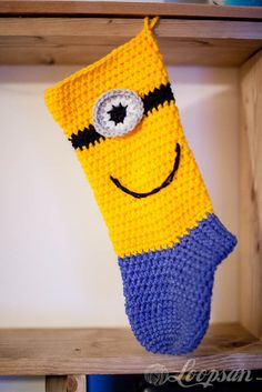 a few more minions to crochet - free patterns