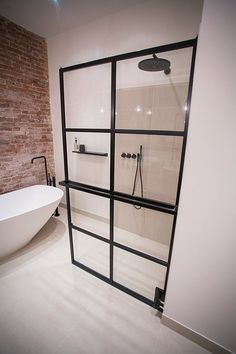 Small Bathroom Ideas to Make Your Black Bathroom Feel Bigger Bathroom Sets, Small Bathroom, Master Bathroom, Bathroom Designs, Bathroom Storage, Houzz Bathroom, Bathroom Black, Family Bathroom, Bathroom Mirrors
