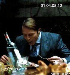 Hannibal gag reel season 2. By sherlock-hannibal