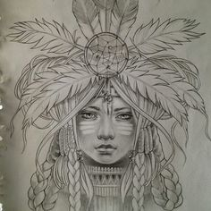 American indian tattoo                                                                                                                                                      More