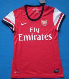 Arsenal 2013 14 Camiseta fútbol Mujer baratas  019  - €16.87   Camisetas de  futbol baratas online! 40936b4a2d8