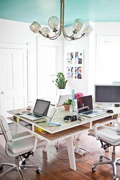 Designer Büromöbel ergonomisch komplettset