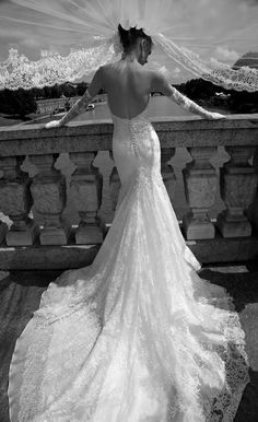 THERRY #wedding #marriage #weddingdress #abitodasposa #2016 #collection #sposa #bride #bridal #brides #bridalcouture #couture #bianco #blackandwhite