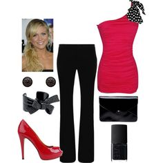 """""""Night Out"""" by honeybee20 on Polyvore"""