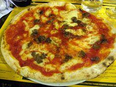 Real Italian pizza