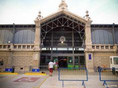 Mercado Agrícola de Montevideo. Uruguay