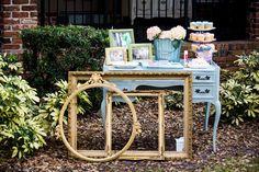 Vintage First Birthday, Event Design, First Birthdays, Table, Facebook, Furniture, Home Decor, One Year Birthday, Decoration Home