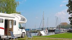 Pitch tips on the Müritz: camper tour Mecklenburg Lake District - Motorhome Suv Camping, Camping Places, Land Cruiser, Caravan, Motorhome Conversions, Motorhome Interior, Lake District, Recreational Vehicles, Road Trip