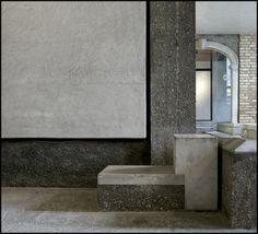 Carlo Scarpa @ Fondazione Querini-Stampala - Venice [1961-1963] #11 by d.teil, via Flickr